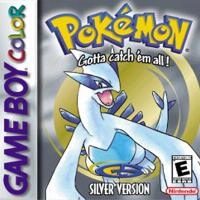 pokemon silver rom